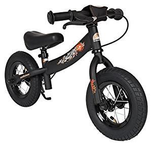 Laufrad mit Bremse
