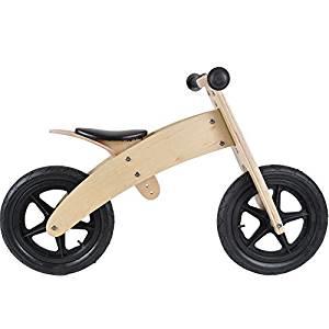 Laufrad aus Holz